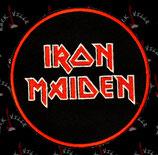 Нашивка Iron Maiden 2