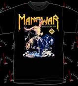 Футболка Manowar 5