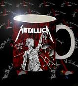 Кружка Metallica 9