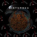 Значок Disturbed 2