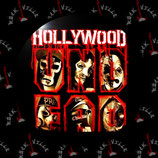 Значок Hollywood Undead 14