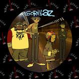 Значок Gorillaz 1