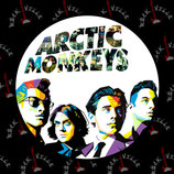 Значок Arctic Monkeys 8