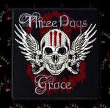 Нашивка Three Days Grace