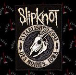 Нашивка Slipknot 3