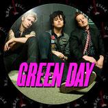 Значок большой Green Day 2