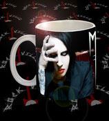 Кружка Marilyn Manson 4