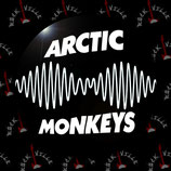 Значок Arctic Monkeys 3