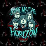 Значок Bring Me The Horizon 2