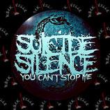 Значок Suicide Silence 5