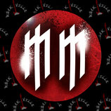 Значок Marilyn Manson 3