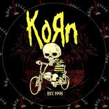 Наклейка Korn 1
