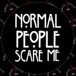 Наклейка American Horror Story 1