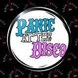 Значок Panic! At The Disco 6