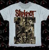 Футболка Slipknot 4