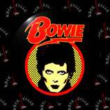 Значок David Bowie 1