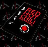 Обложка на паспорт Red Hot Chili Peppers