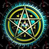 Наклейка Pentagram 2