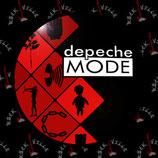 Значок Depeche Mode 4