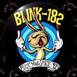 Значок большой Blink182 1