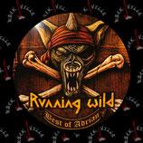 Значок Running Wild
