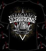 Футболка Scorpions 1