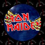 Значок Iron Maiden 1