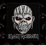 Нашивка Iron Maiden 1
