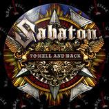 Значок большой Sabaton 2