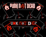 Шарф Punk Not Dead