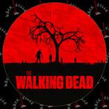 Наклейка Walking Dead
