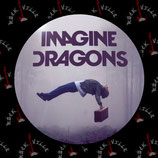 Значок Imagine Dragons 7