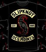 Футболка Slipknot 12