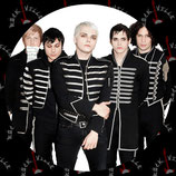 Наклейка My Chemical Romance 5
