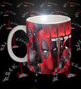 Кружка Deadpool 2