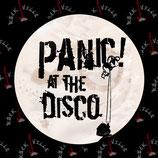 Значок Panic! At The Disco 2