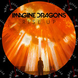 Наклейка Imagine Dragons 4