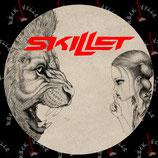 Наклейка Skillet 2