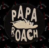 Нашивка Papa Roach