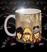 Кружка Guns'n'Roses 5