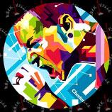 Наклейка Linkin Park 4