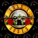 Значок Guns'n'Roses 4