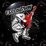Значок большой Fall Out Boy 2