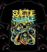 Футболка Suicide Silence 2