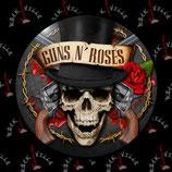 Значок Guns'n'Roses 1