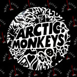 Значок Arctic Monkeys 6