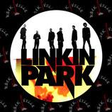 Значок Linkin Park 2