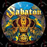 Значок большой Sabaton 1