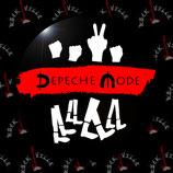 Значок Depeche Mode 9