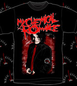Футболка My Chemical Romance 4
